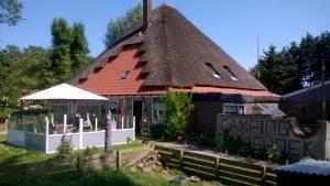 boerderij/ receptie camping de vishoek